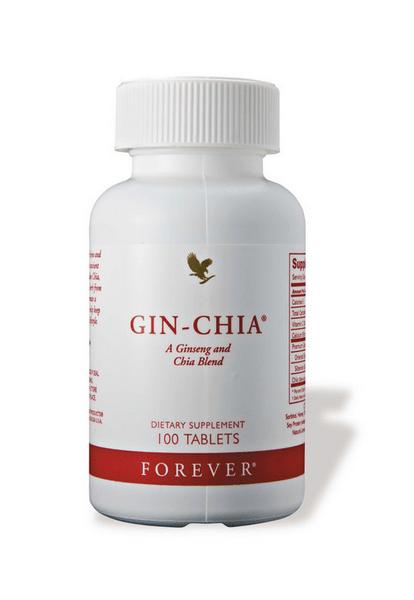 Forever Gin Chia Aloe Vera