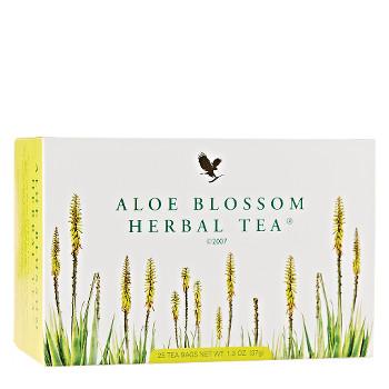 Aloe_Blossom_Herbal_Tea_Forever prix maroc